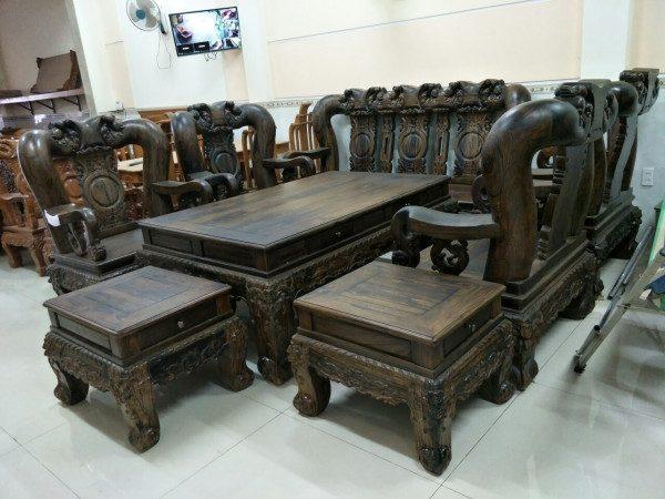 Mua bàn ghế gỗ cũ giá rẻ tphcm đảm bảo chất lượng, uy tín