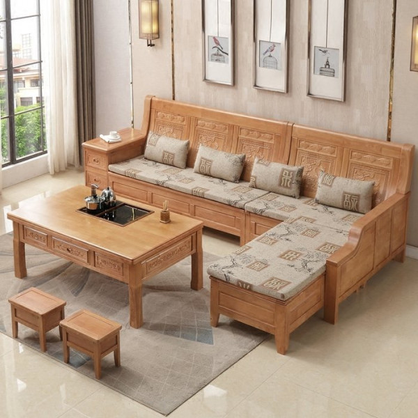 Tham khảo 99+ mẫu bàn ghế gỗ phòng khách giá rẻ cho gia đình bạn