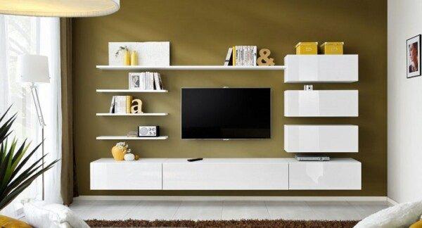 Tổng hợp 99+ mẫu kệ tivi treo tường hot nhất không nên bỏ lỡ