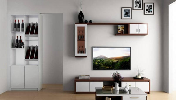 Tổng hợp các mẫu kệ tivi mới nhất, hiện đại nhất hiện nay