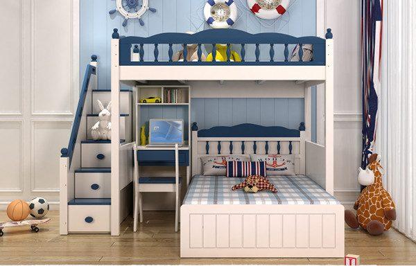 Tổng hợp các mẫu giường tầng đẹp hiện đại sang trọng không nên bỏ lỡ