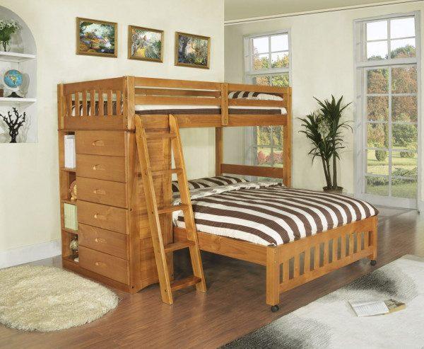 Chọn lọc 99+ mẫu giường tầng người lớn đa năng | giá rẻ tốt nhất