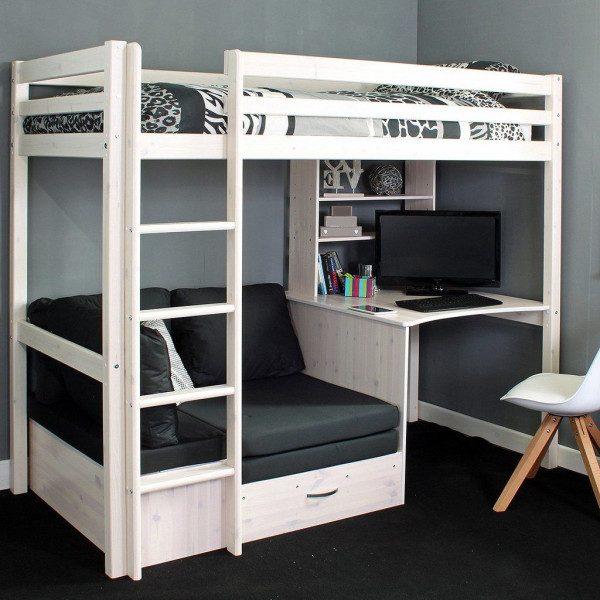 35+ mẫu giường tầng thông minh | độc đáo cho không gian gia đình bạn