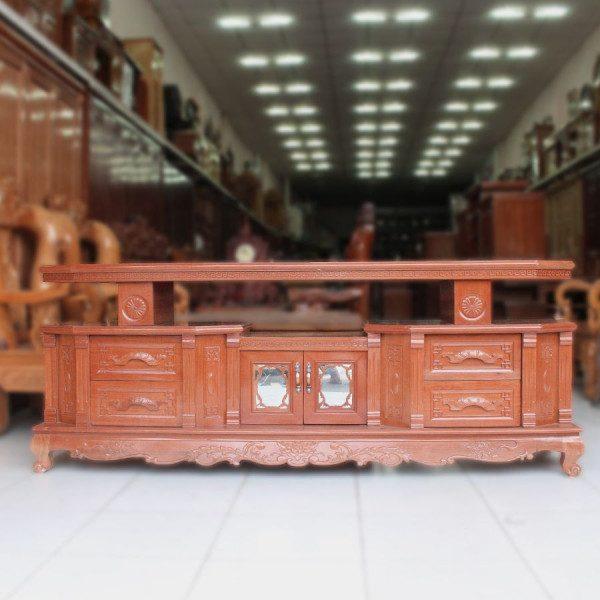 kệ tivi gỗ xoan đào