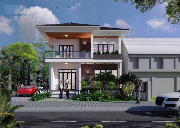 Lý do nên chọn thiết kế nhà 2 tầng để xây dựng - Nội Thất Nhà Lee