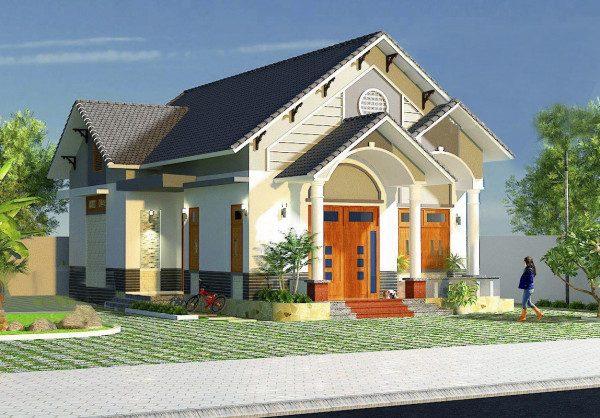 Top 500 mẫu nhà cấp 4 thiết kế theo phong cách hiện đại chi phí xây dựng thấp