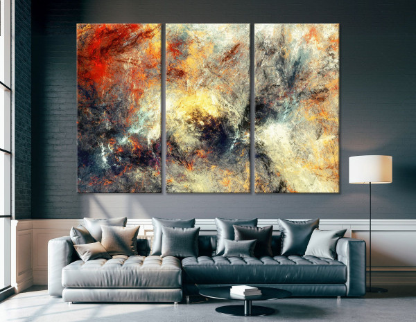 Tranh treo tường canvas là gì? Những mẫu tranh treo tường canvas đẹp ấn tượng nhất