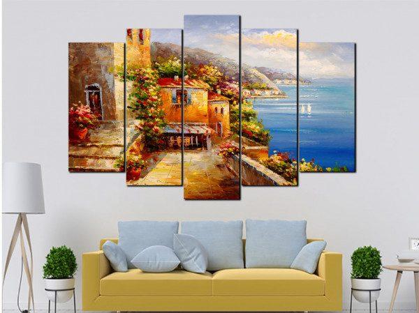 Tranh treo tường phòng khách