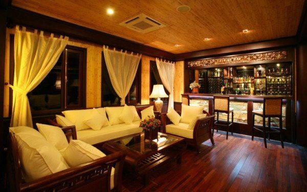 bộ bàn ghế sofa gỗ giá rẻ