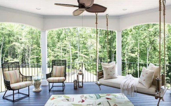 Sofa gỗ đơn giản