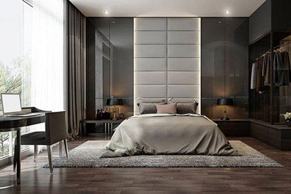 Trang trí phòng ngủ hiện đại - Nội Thất Nhà Lee