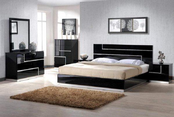 Trang trí phòng ngủ tránh gương soi - Nội Thất Nhà Lee