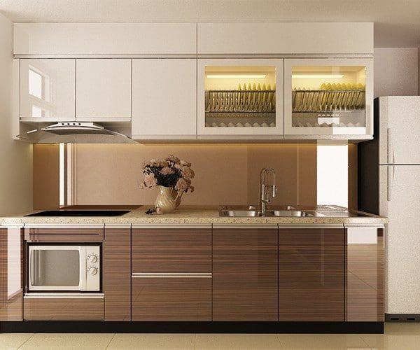 Bí kíp để sở hữu tủ bếp gỗ công nghiệp chất lượng