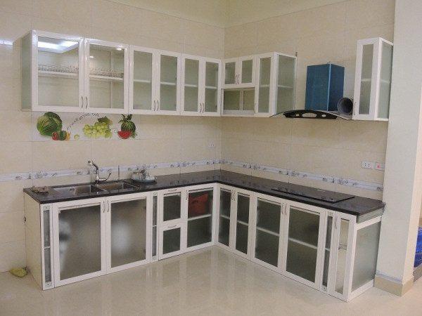 Tại sao nên chọn tủ bếp nhôm cho phòng bếp nhà bạn?