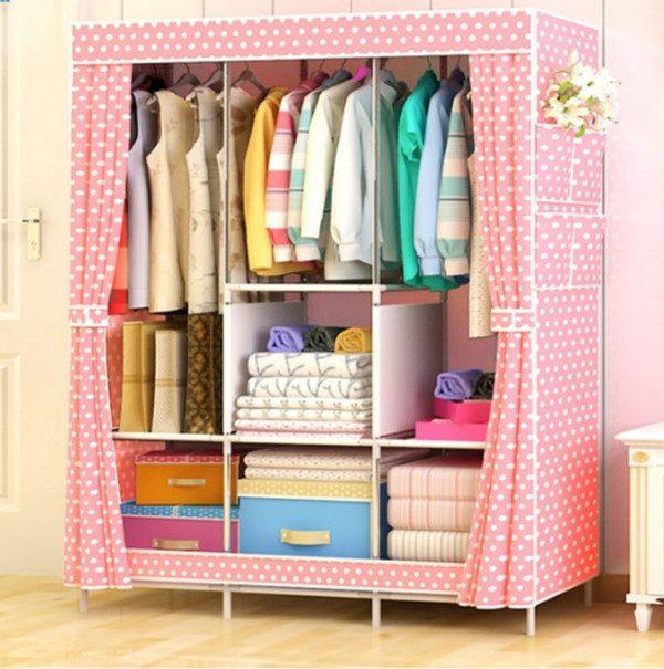 Tủ quần áo giá hấp dẫn với đa dạng chất liệu cho bạn lựa chọn