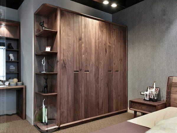 Tủ quần áo gỗ tự nhiên với giá ưu đãi cho quý khách hàng