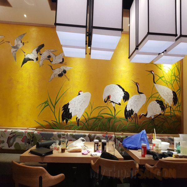 Khám phá dịch vụ vẽ tranh tường tại Hà Nội giá tốt không nên bỏ lỡ