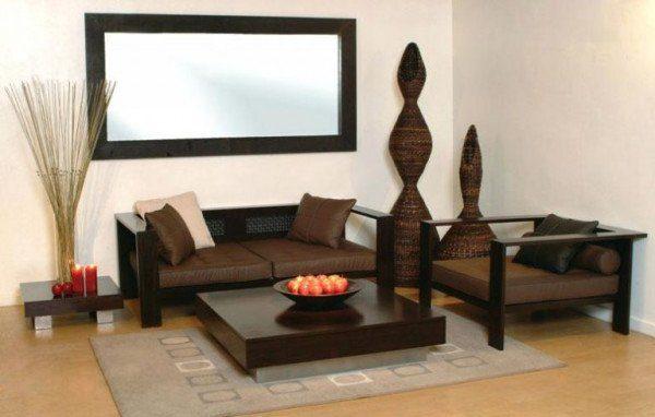 Top bộ bàn ghế sofa gỗ giá rẻ được săn đón năm 2019
