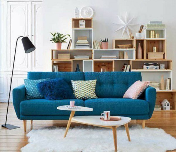 Mẫu sofa ghế giá rẻ nhỏ gọn nhưng sang trọng cho căn hộ xinh