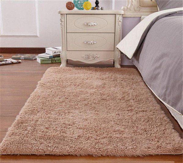 Thảm trải sàn cho không gian sống của bạn thêm phần ấm cúng