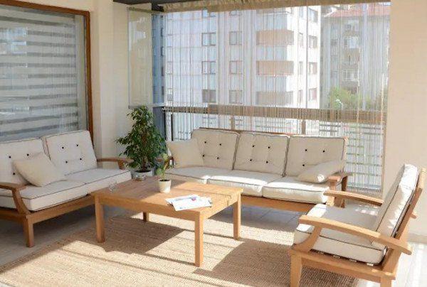 Thảm trải sàn phòng khách cho không gian nhà bạn thêm hiện đại