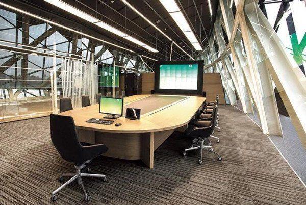 Thảm trải sàn văn phòng cho không gian làm việc ấn tượng