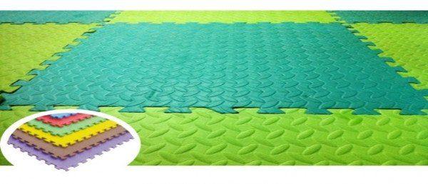 Thảm xốp trải sàn