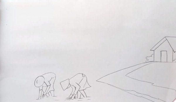 Vẽ tranh đề tài phong cảnh lớp 9