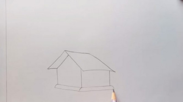 Vẽ tranh phong cảnh bằng bút chì