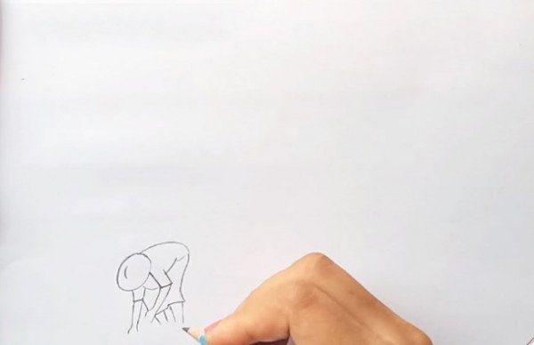 Cách vẽ tranh đề tài phong cảnh quê hương lớp 9 đơn giản