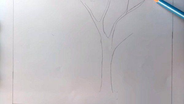 Vẽ tranh phong cảnh thiên nhiên đơn giản thu hút người xem