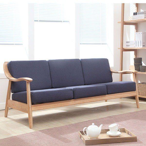 Sofa gỗ hiện đại và bí quyết lựa chọn sofa cho phòng khách