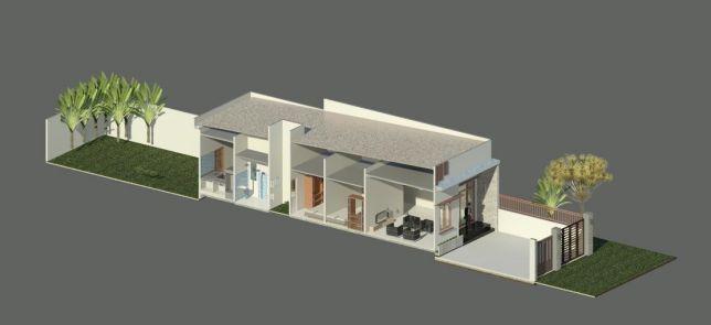 Thi công xây dựng nhà cấp 4 hiện đại & tiện nghi với chi phí 300 triệu