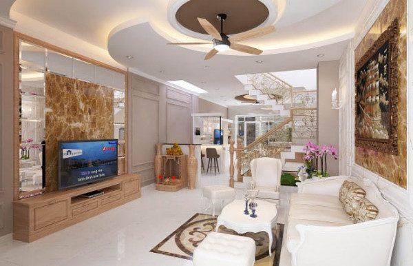 Đơn vị thiết kế nội thất nhà phố uy tín - Nội Thất Nhà Lee