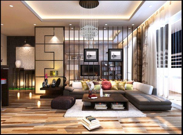 Phong cách thiết kế nội thất nhà đẹp