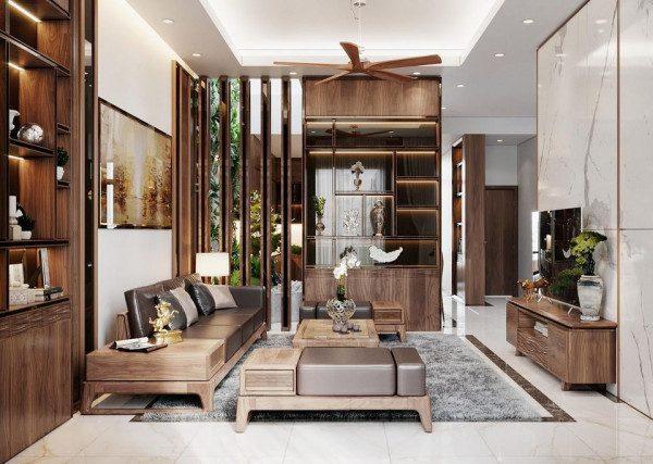 Thiết kế nội thất nhà phố đẹp - Nội Thất Nhà Phố