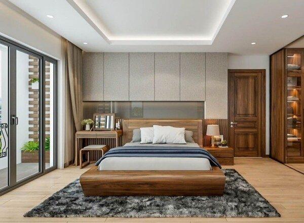 Mẫu thiết kế nội thất phòng ngủ đẹp - Nội Thất Nhà Lee